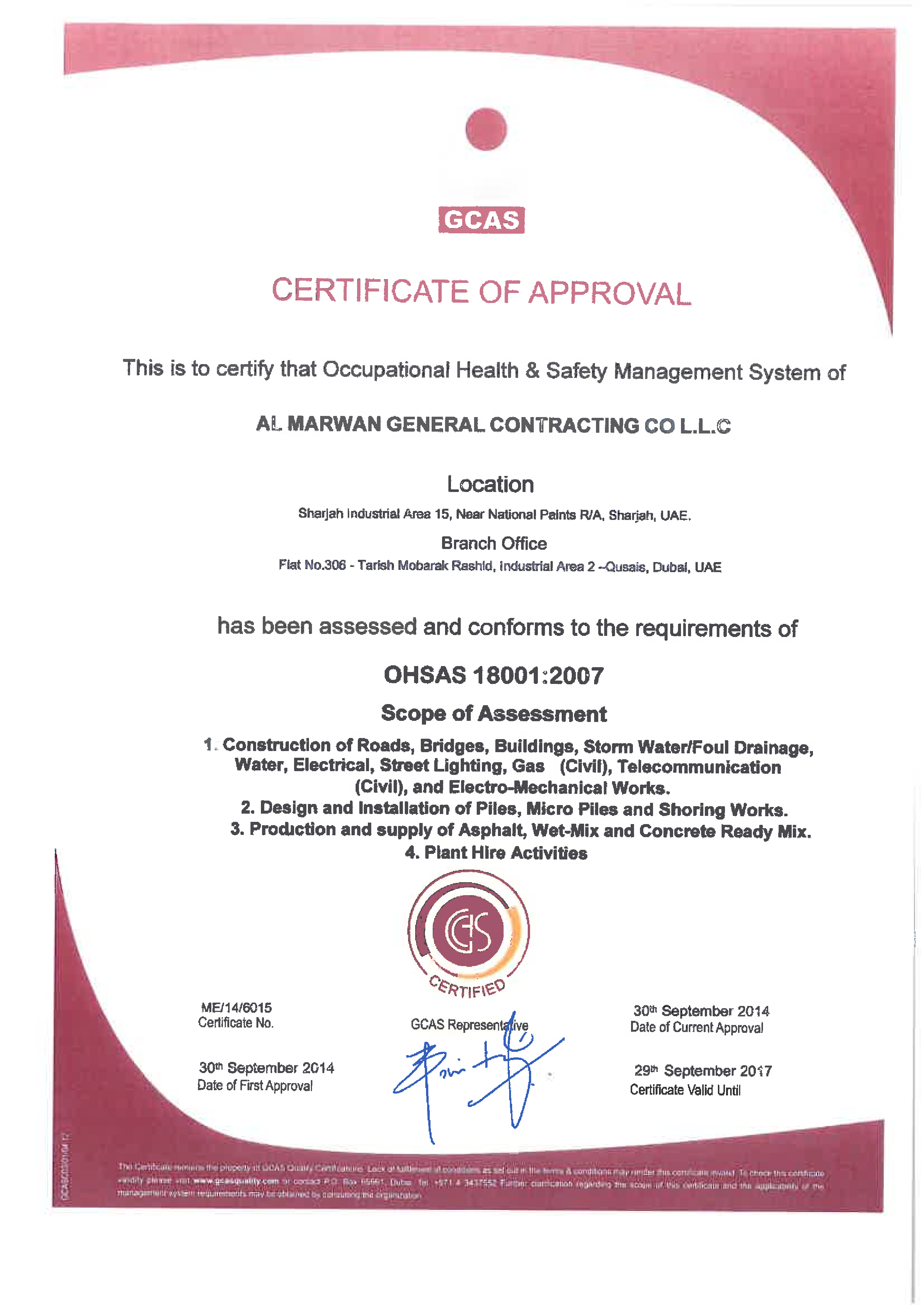 contribute to ohs procedures Ensuring their own personal health and safety, and that of others in the workplace  complying with any reasonable directions (such as safe work procedures,.