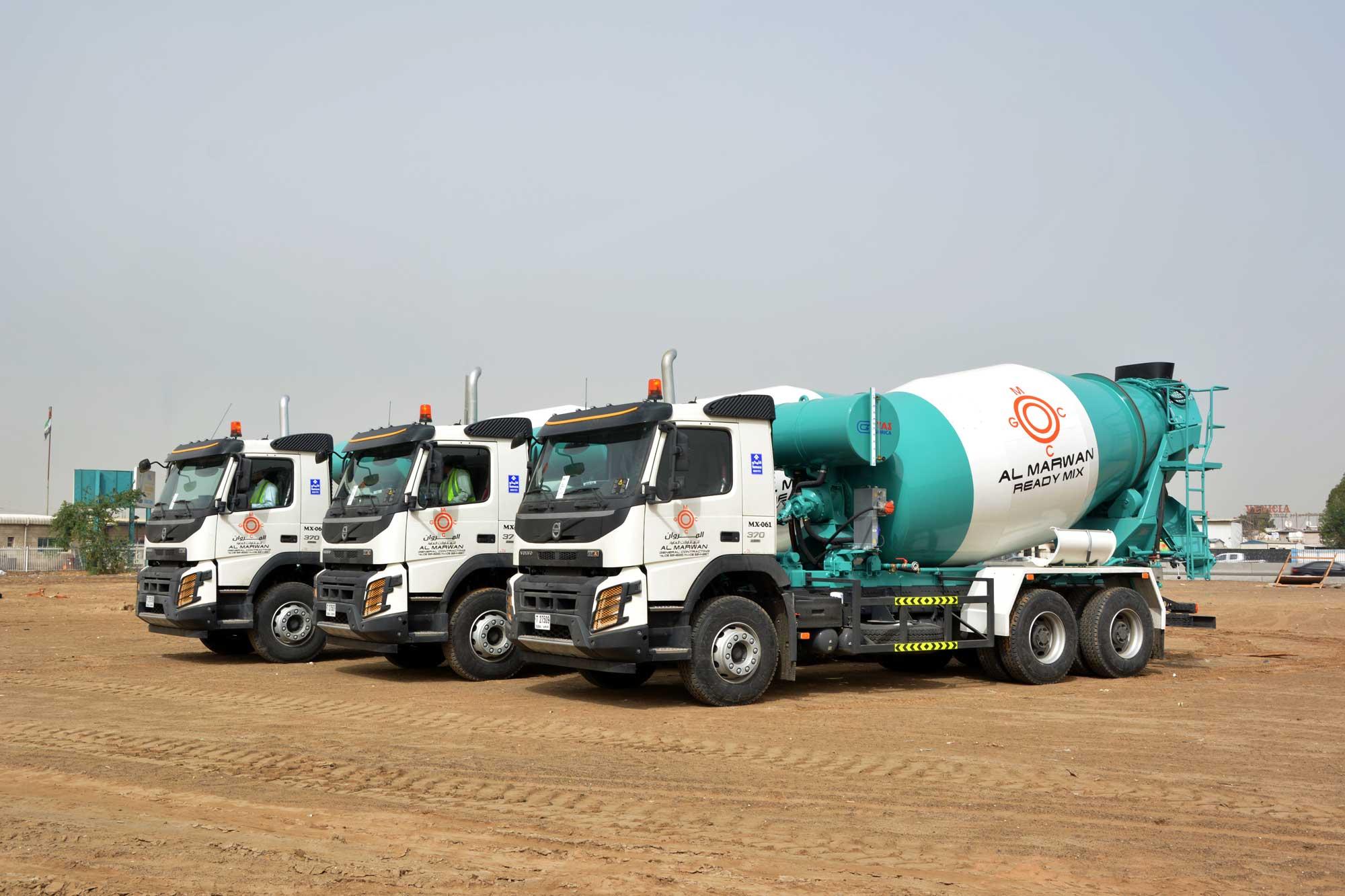 New Arrival - Brand New Volvo Concrete Mixer Trucks FMX 370