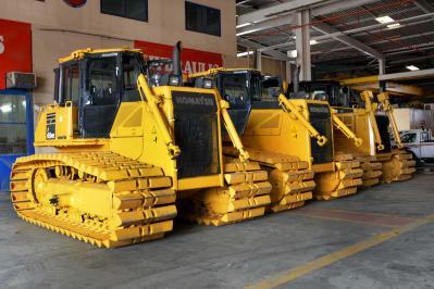 New arrival - Brand new Komatsu & Caterpillar Bulldozer