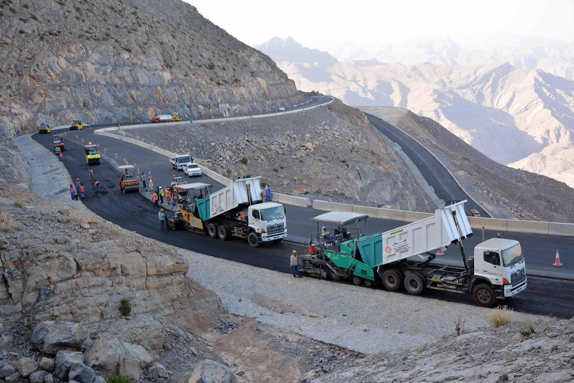 الطريق إلى جبل جيس