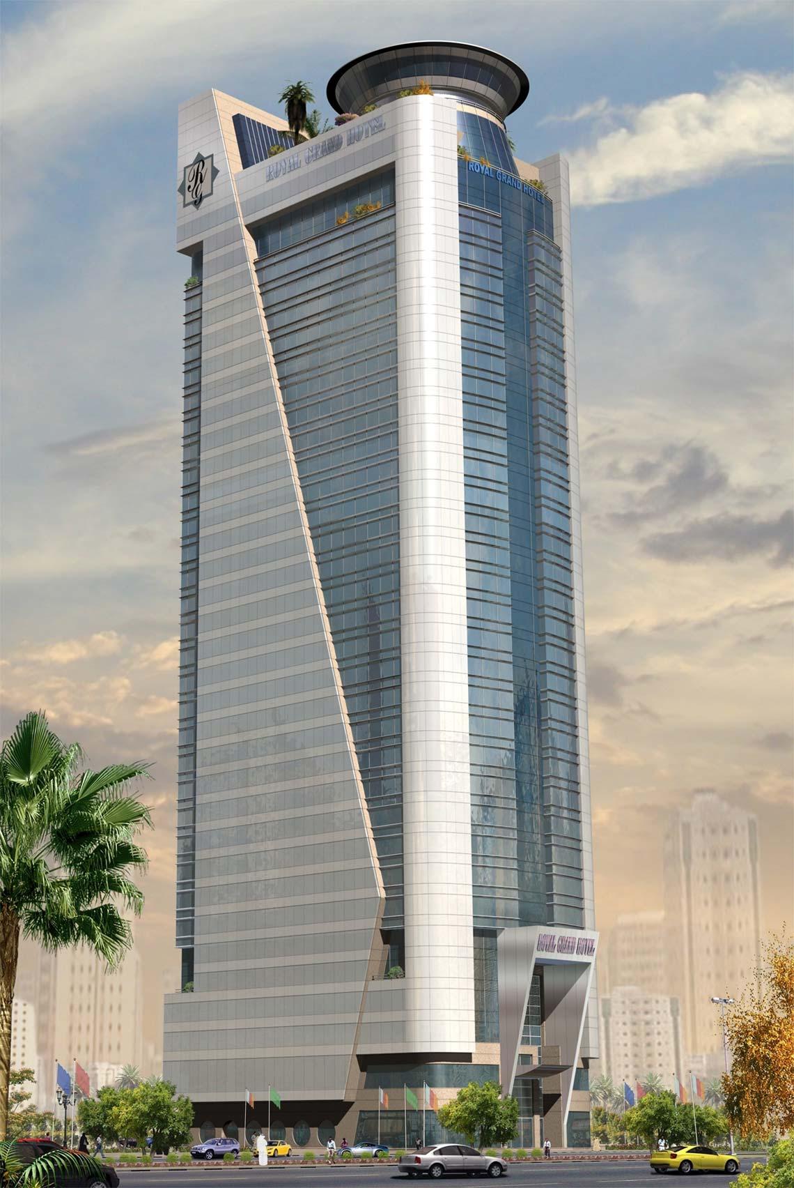 برج المواقف الآلي