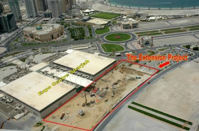 Expansion of Expo Center at Sharjah