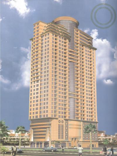 برج المروى