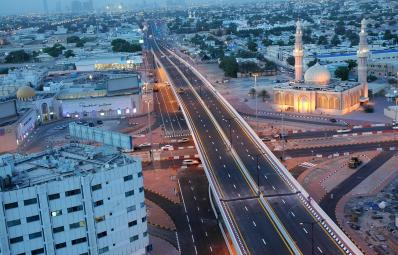 Al Wahda bridge
