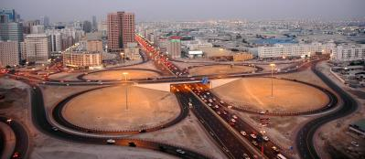 Al Khan Bridge, Sharjah