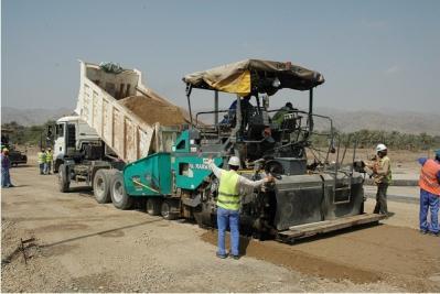 Asphalt Works, Dibba - Masafi
