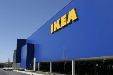 Asphalt works for IKEA