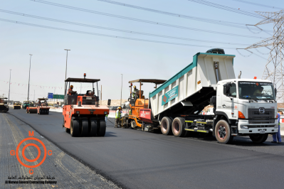 Improvement of the Industrial intersection, Sharjah